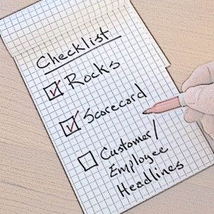 The 3 Most Important Things to Check EVERY Week – How to Run a Successful Business